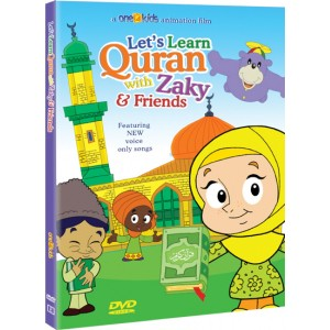 Let's Learn Qur'an With Zaky and Friends