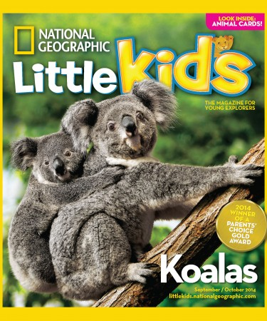 National Geographic Little Kids - Sep/Oct 2014 issue