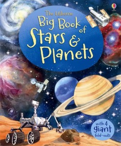 The Usborne Big Book of Stars & Planets