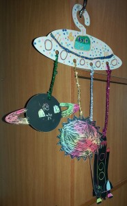 Space mobile Lollibox craft